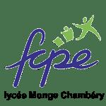 logo FCPE lycée Monge Chambéry